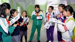 北京上地学区以特殊的形式唱响《我和我的祖国》
