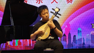 第二届青少年艺术节器乐比赛76号