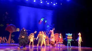 高雅艺术进校园 艺术实践得提升 徐州市星光小学走进音乐厅观看儿童剧《大嘴哈奇遇记》