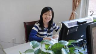记太阳城学校最美教师——王明华