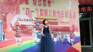 """""""歌颂祖国  放飞梦想"""" 东城区少年宫举行庆祝""""六一""""国际儿童节主题活动"""