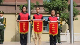【校园传真】保护环境,人人有责 ——徐州市大学路实验学校初中部国旗下讲话