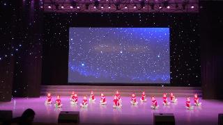 2019年紫薇风采少年儿童舞蹈比赛6月8日群舞幼儿组第一名《有一个姑娘》徐州summer夏天舞蹈学校