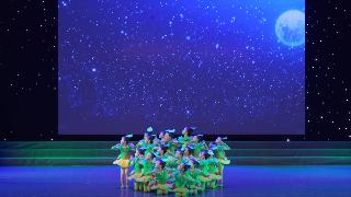2019年6月9日紫薇风采少年儿童舞蹈比赛群舞儿童A组第一名《快乐的布谷》菩心潮童
