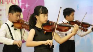 音乐海洋,扬帆启航——记音乐学科2019年春季结业专场展示活动