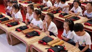 中国建材院幼儿园2019年大班毕业典礼