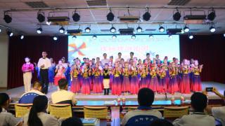 """新乡市青少年儿童活动中心举办 """"我和我的祖国""""庆""""六·一""""文艺展演"""