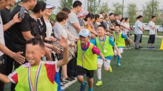 为激情再燃烽火丨第四届滨州市青少年足球节活动启动!