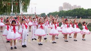 七一的祝福——徐州市青少年宫走进绿健集团