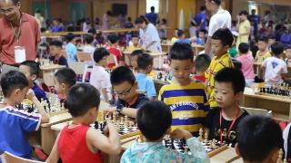 """谈笑成败·纵横经纬间——""""我是亚运小主人""""2019温州市青少年国际象棋比赛圆满结束"""