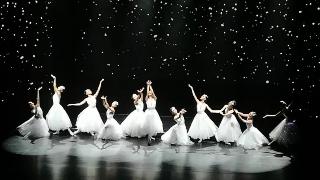 中心芭蕾舞团参加2019粤港澳大湾区青少年艺术展演颁奖典礼