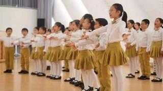 徐州市青少年宫天籁童声合唱团开始招生啦!!