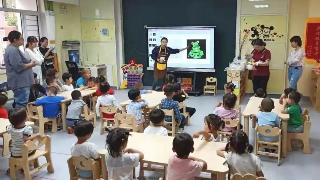 【开学第一天】我们开学啦!看中青未来幼儿园开学第一天