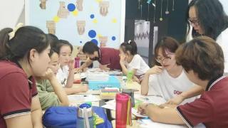 【中青未来幼儿园】全脑教学师资培训 赋予生命最强的力量!