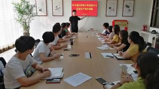 青少年活动中心组织教师和学员开展安全生产培训演练