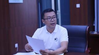 【校园传真】规范制度管理,提高工作实效 ——徐州市大学路实验学校初中部召开班主任例会