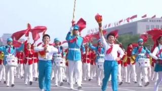 看,这就是少先队,肩负着接续奋斗实现中国梦的新时代使命!