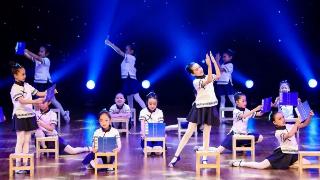 漂亮!我校舞蹈队获廊坊市第四届舞蹈大赛银奖