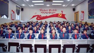 从小学先锋 长大做先锋|民主路小学少先队学习习近平总书记致中国少年先锋队建队70周年贺信精神