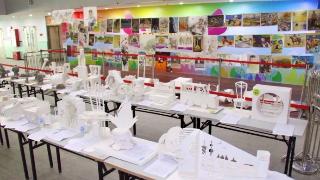 回原点 补短板 改进美育教学——第二届广东省中小学青年教师教学能力大赛美术学科决赛在东莞市青少年活动心举行
