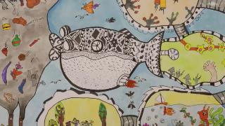 获奖名单公布 | 2020建发绿跑在行动第四届儿童绘画大赛于11月30日圆满落幕