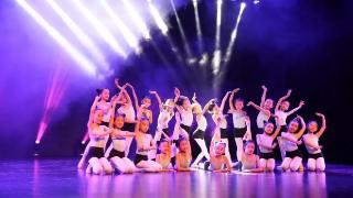 市青少年活动中心舞蹈团2019年秋季课堂教学展示精彩上演